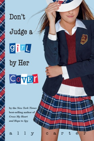200 Word Review: Don't Judge a Girl by Her Cover