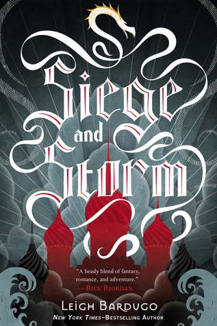 Book Buddies Review: Siege and Storm