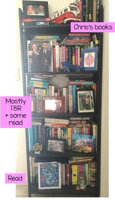 more shelvesas