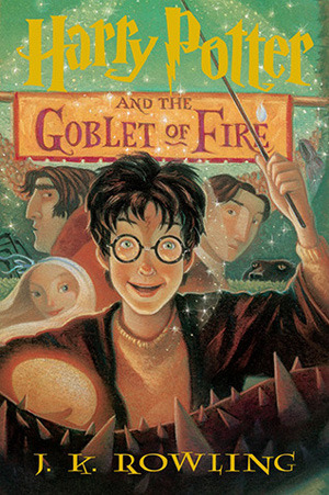 Reread Review: Harry Potter and the Goblet of Fire