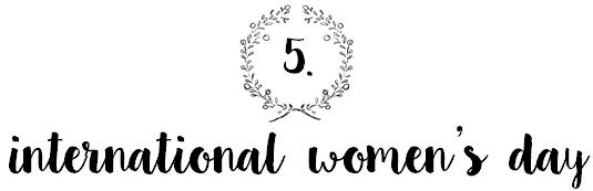 intl womens day