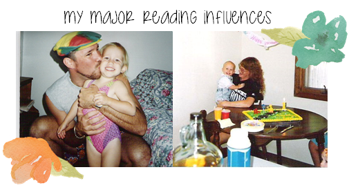 reading influences