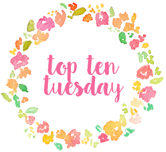 Top Ten Tuesdays #70: 2016 Releases