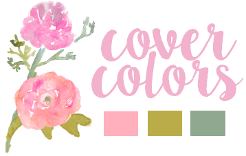 Cover Colors : To All the Boys I've Loved Before