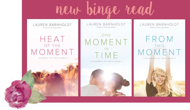 summer binge read