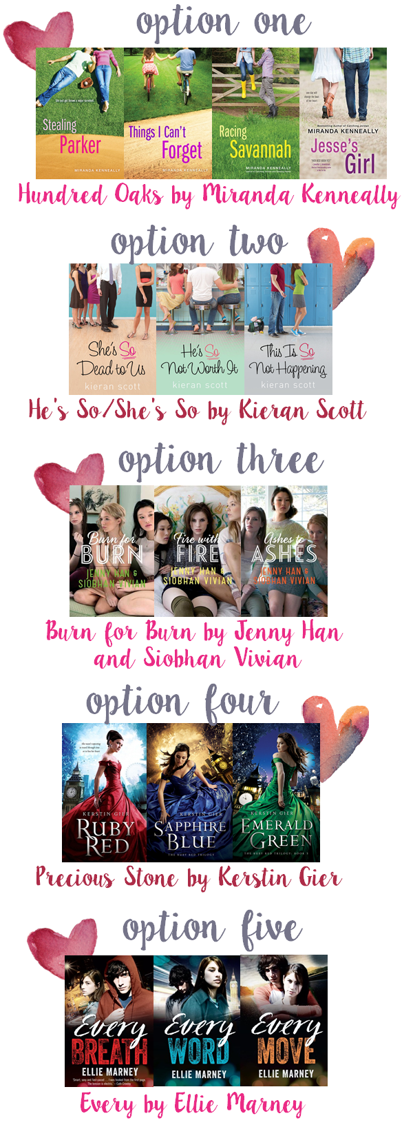 summerof series tbr