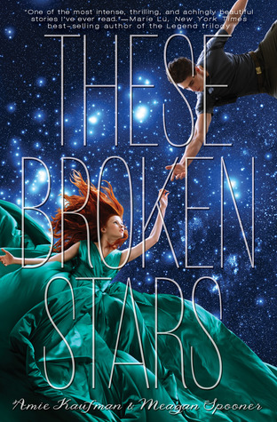 Book Buddies Review: These Broken Stars