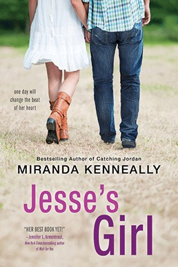 Blog Tour Review: Jesse's Girl