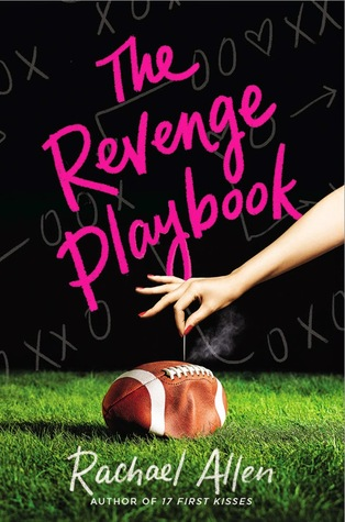 Blog Tour Review: The Revenge Playbook