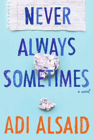 Blog Tour Review: Never Always Sometimes