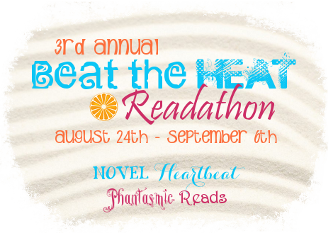 Beat the Heat Readathon Sign-Up and Progress
