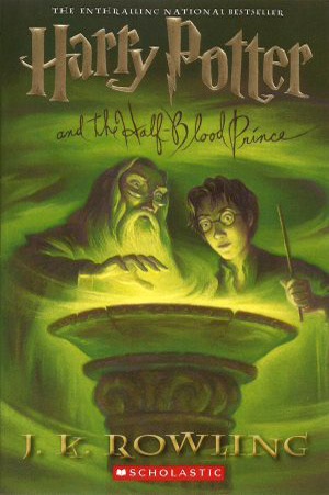 Reread Review: Harry Potter and the Half-Blood Prince