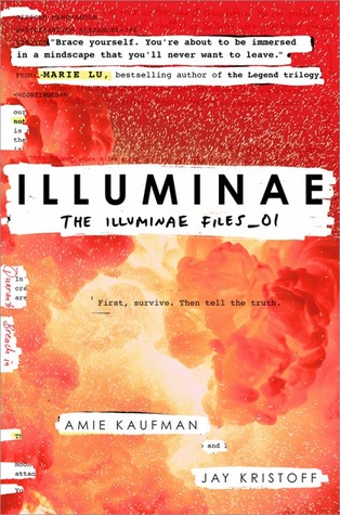 ARC Review: Illuminae