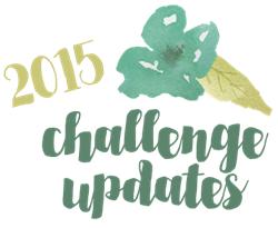 2015 challenge updates