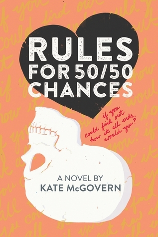 ARC Reviews: Rules for 50/50 Chances and Just Visiting