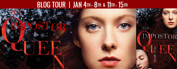 The Impostor Queen Tour Banner