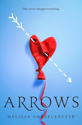 Blog Tour + Giveaway | Cover Colors: Arrows
