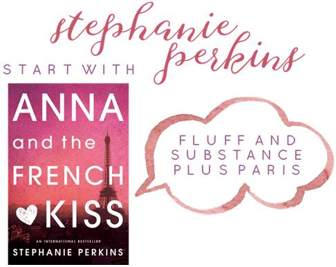 stephanie perkins