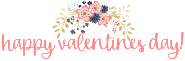 valentines day header