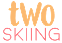 2 skiing