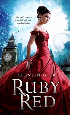 Book Buddies Review: Ruby Red