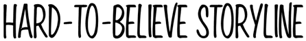 hartd to believe