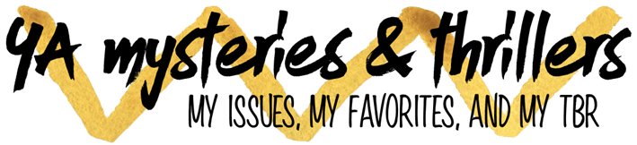 Exploring YA Mystery/Thriller Novels
