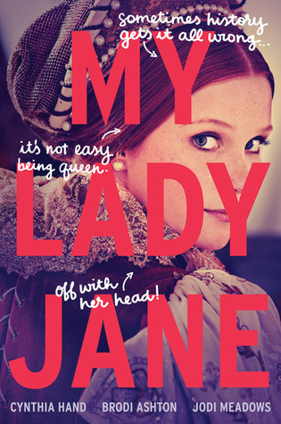 Blog Tour | ARC Review: My Lady Jane