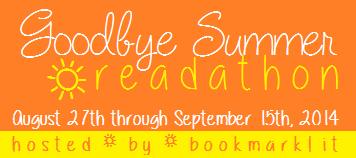 goodbye summer readathon