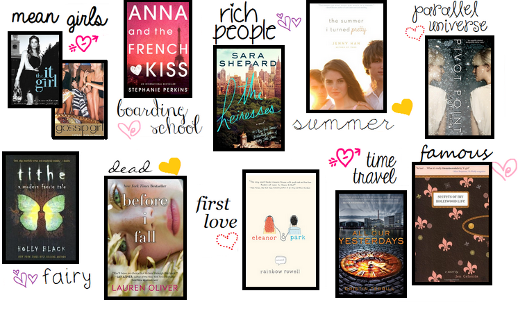 words to pick up book recs