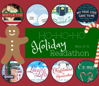Ho-Ho-Ho Holiday Readathon