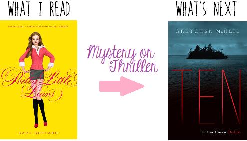 mystery thriller