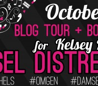 [Release Day Blitz] Excerpt and Author Interview: Damsel Distressed
