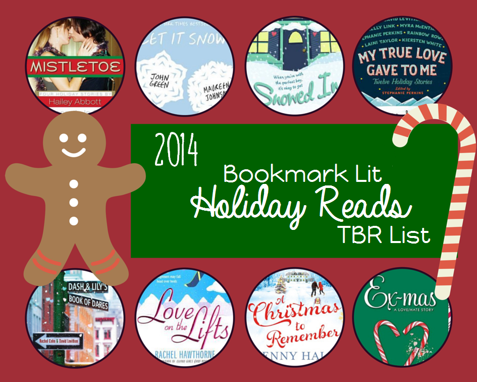 2014 holiday reads