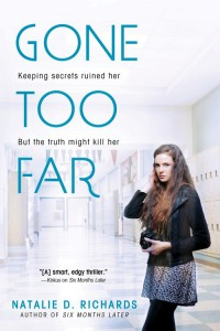 Blog Tour Review & Favorite Quotes: Gone Too Far