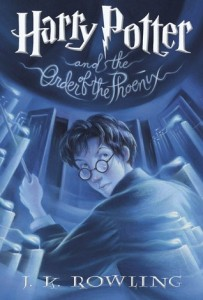 Reread Review: Harry Potter and the Order of the Phoenix