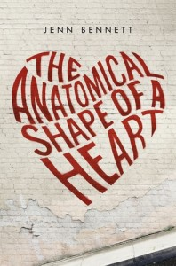 ARC Review: The Anatomical Shape of a Heart
