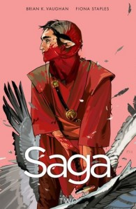 Comic Reviews: Saga #1-2 and Saved by the Bell #1