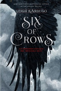 ARC Review: Six of Crows