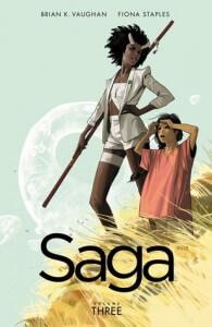 Comic Reviews: Saga #3 and This One Summer