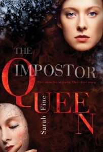 Blog Tour | Mini Review + Cover Colors: The Impostor Queen (Giveaway!)
