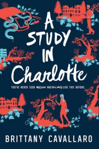 Blog Tour | Review: A Study in Charlotte