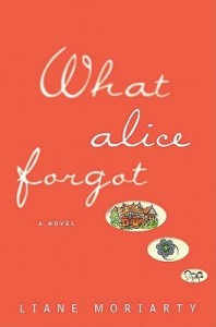 Book Buddies Review: What Alice Forgot