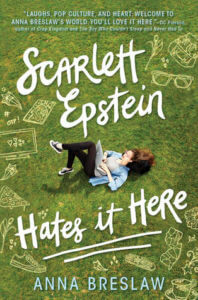 Review: Scarlett Epstein Hates It Here