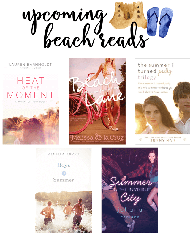 upcming beach reads
