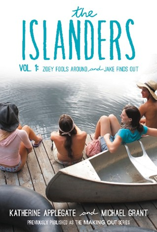 The Islanders Vol. 1 by Katherine Applegate, Michael Grant