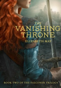 ARC Reviews: The Marked Girl and The Vanishing Throne