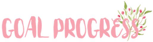 goal progress
