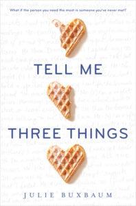 Review: Tell Me Three Things