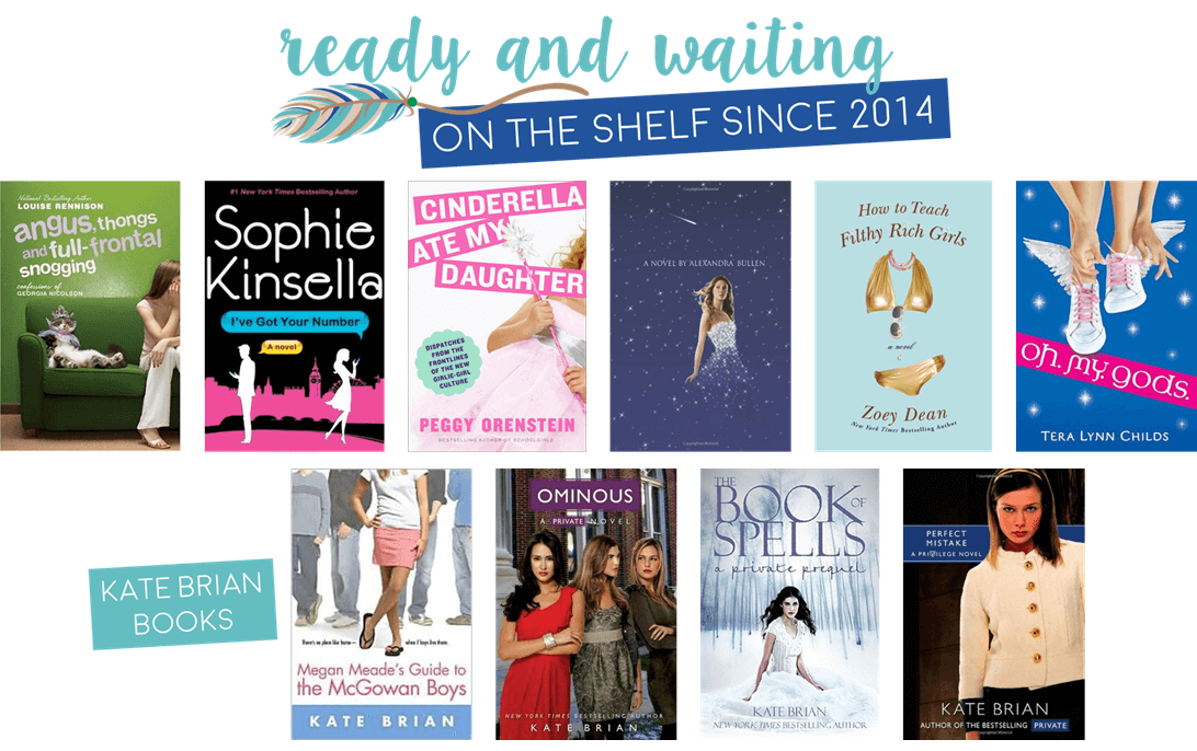 2014 earlier books tbr